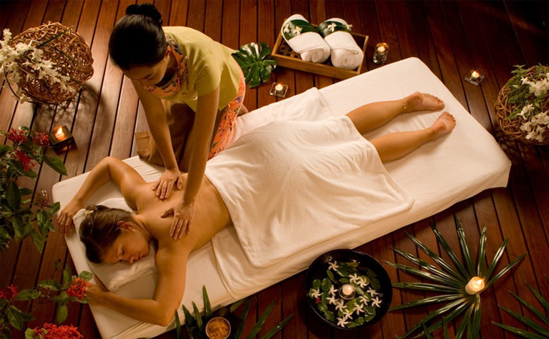 Swedish Shiatsu   Technique is to relax the entire body   Pleasure Massage